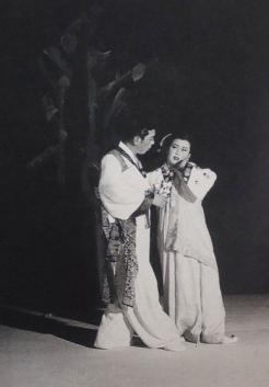 (소극장)김해랑, 춤의 아리랑 7 <코로나로 인한 취소> 포스터